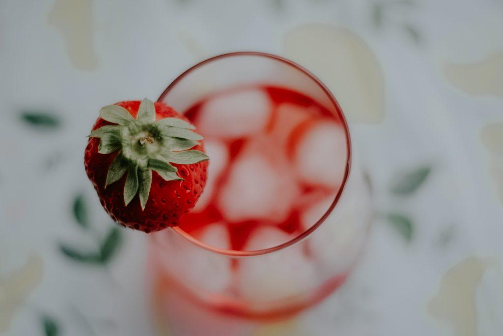 Mocktail recepten GUTsy captain Kombucha